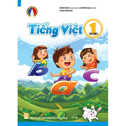 Tiếng Việt 1 - Tập 1 - Bộ Bình Đẳng