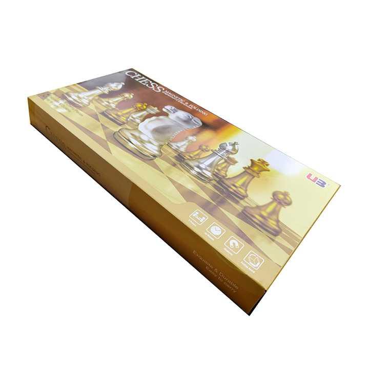 Cờ Vua Nam Châm Vàng - Khổ To UB4812-A - Ảnh 5