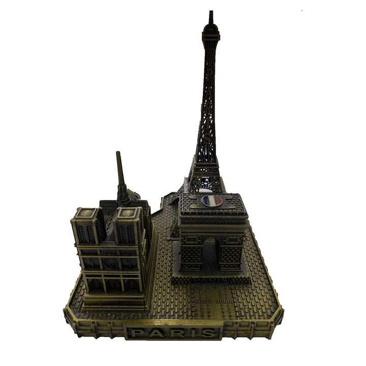 Đồ lưu niệm Mô hình bộ 3 công trình kiến trúc nổi tiếng Paris - Ảnh 3