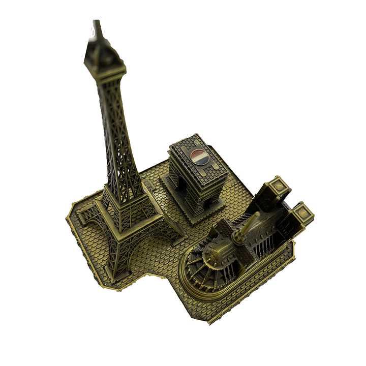 Đồ lưu niệm Mô hình bộ 3 công trình kiến trúc nổi tiếng Paris - Ảnh 4