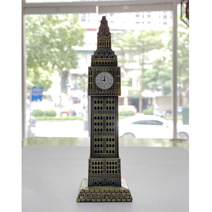 Quà tặng lưu niệm Mô Hình Đồng Hồ Big Ben