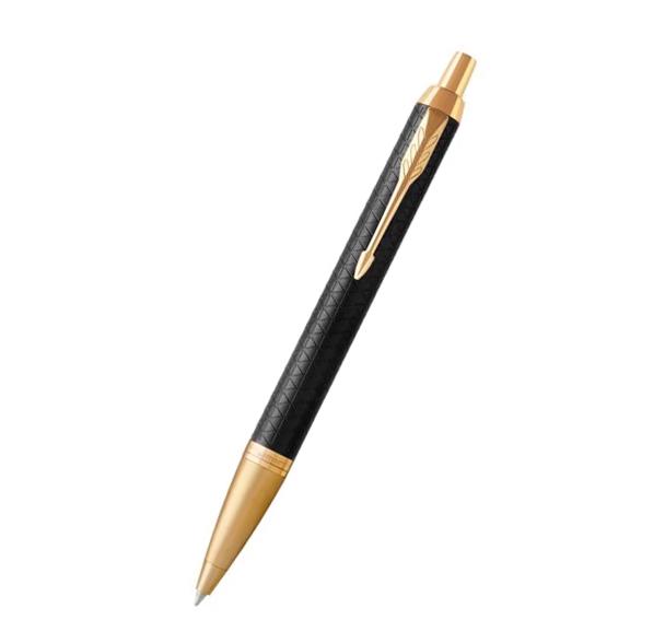 Bút Bi Cao Cấp Parker IM PRM Đ-Black GT TB4-1975662 - Ảnh 1