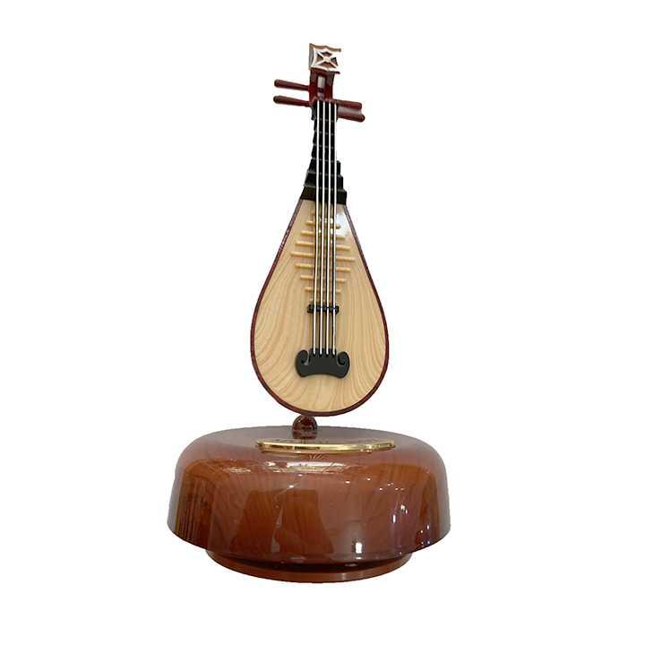 Đồ lưu niệm Đàn tì bà trưng bày - đồ chơi phát nhạc - Ảnh 2