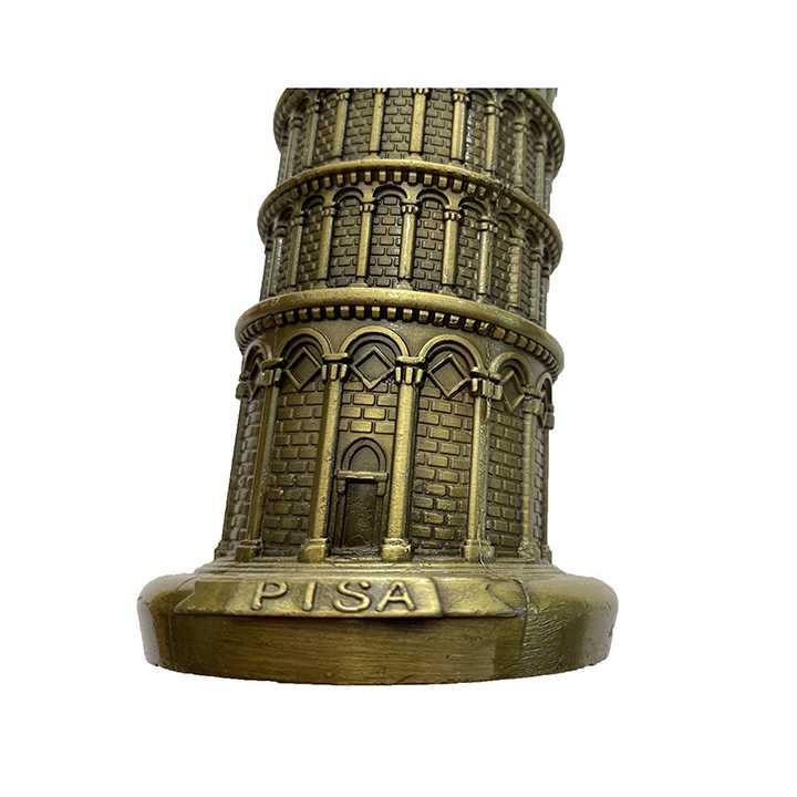 Quà Lưu Niệm Mô hình Tháp nghiêng Pisa Ý - Ảnh 3