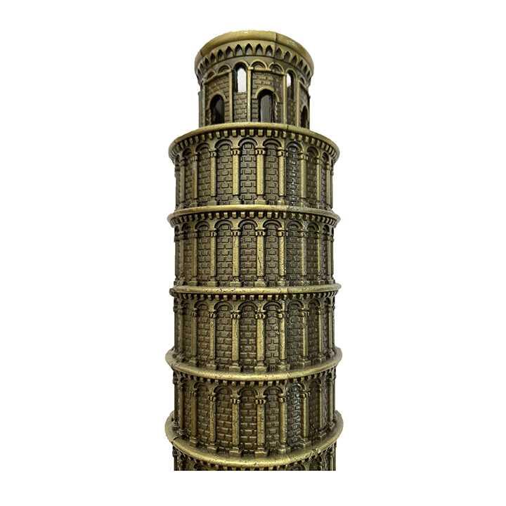 Quà Lưu Niệm Mô hình Tháp nghiêng Pisa Ý - Ảnh 4