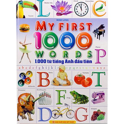 1000 Từ Tiếng Anh Đầu Tiên