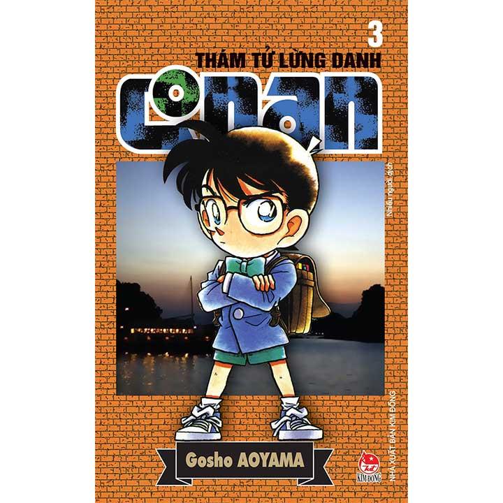 Conan thám tử lừng danh - (Tập 1 đến Tập 10) - Ảnh 3
