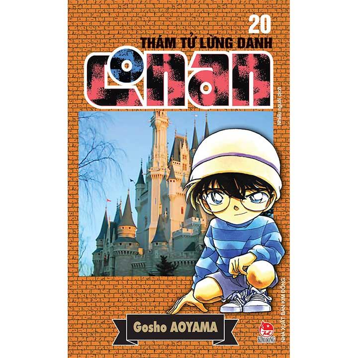 Conan thám tử lừng danh - (Tập 11 đến Tập 20) - Ảnh 2