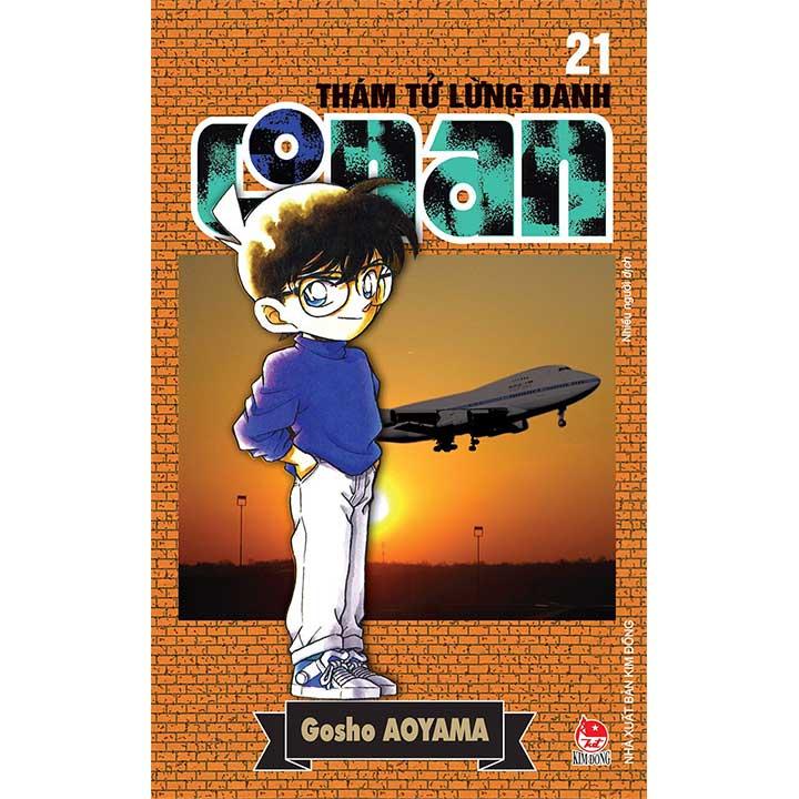 Conan thám tử lừng danh - (Tập 21 đến Tập 30)