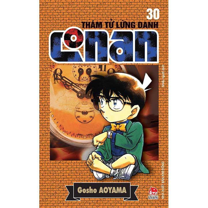 Conan thám tử lừng danh - (Tập 21 đến Tập 30) - Ảnh 2