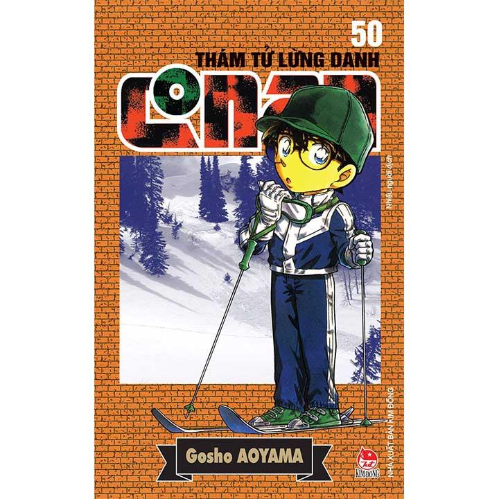 Conan thám tử lừng danh - (Tập 41 đến Tập 50) - Ảnh 2
