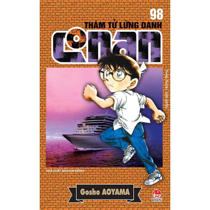 Conan thám tử lừng danh - (Tập 91 Tập 98) - Ảnh 2