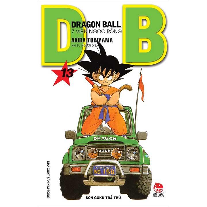 Dragon Ball - 7 Viên ngọc rồng Tập 13