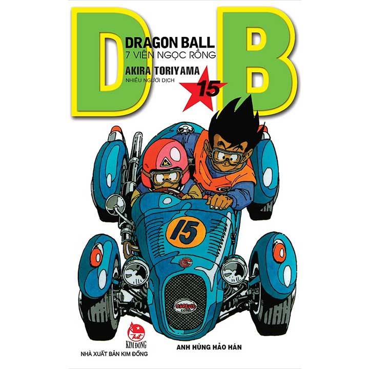 Dragon Ball - 7 Viên ngọc rồng Tập 15