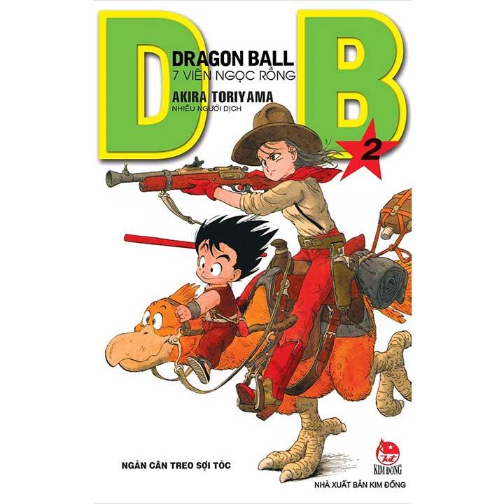 Dragon Ball - 7 Viên ngọc rồng Tập 2