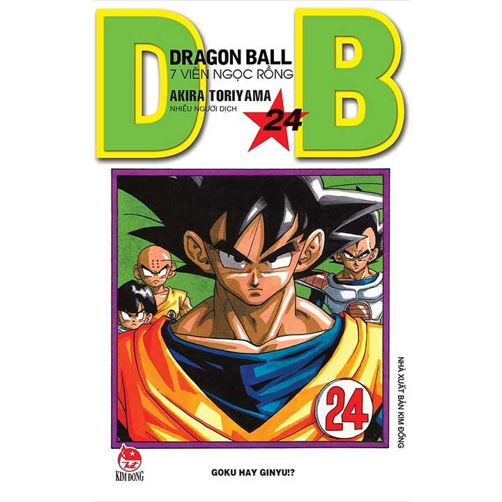 Dragon Ball - 7 Viên ngọc rồng Tập 24
