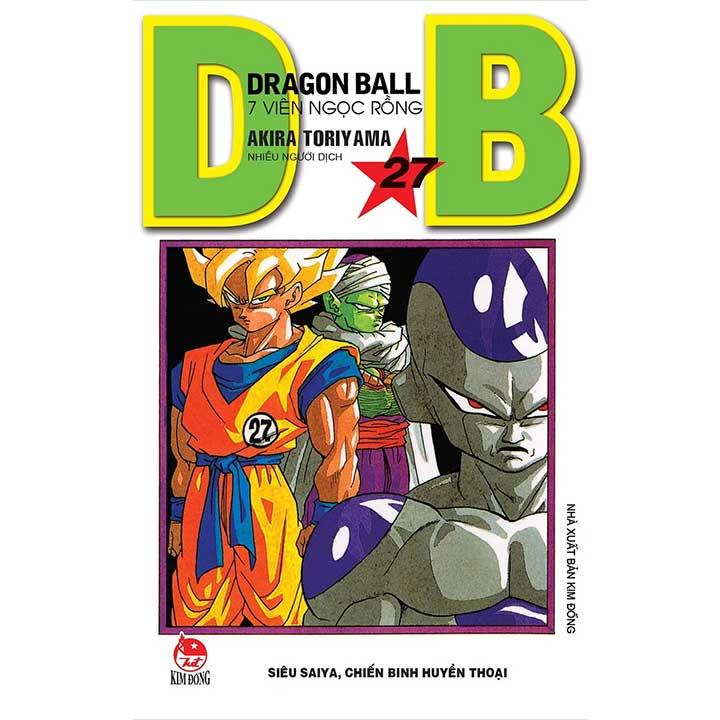 Dragon Ball - 7 Viên ngọc rồng Tập 27