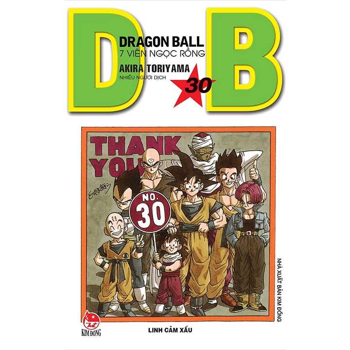 Dragon Ball - 7 Viên ngọc rồng Tập 30