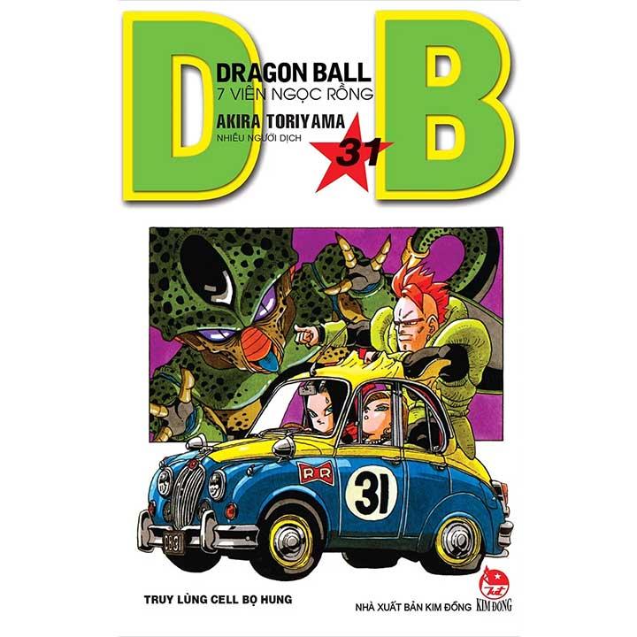 Dragon Ball - 7 Viên ngọc rồng Tập 31