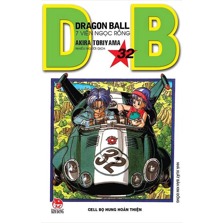 Dragon Ball - 7 Viên ngọc rồng Tập 32