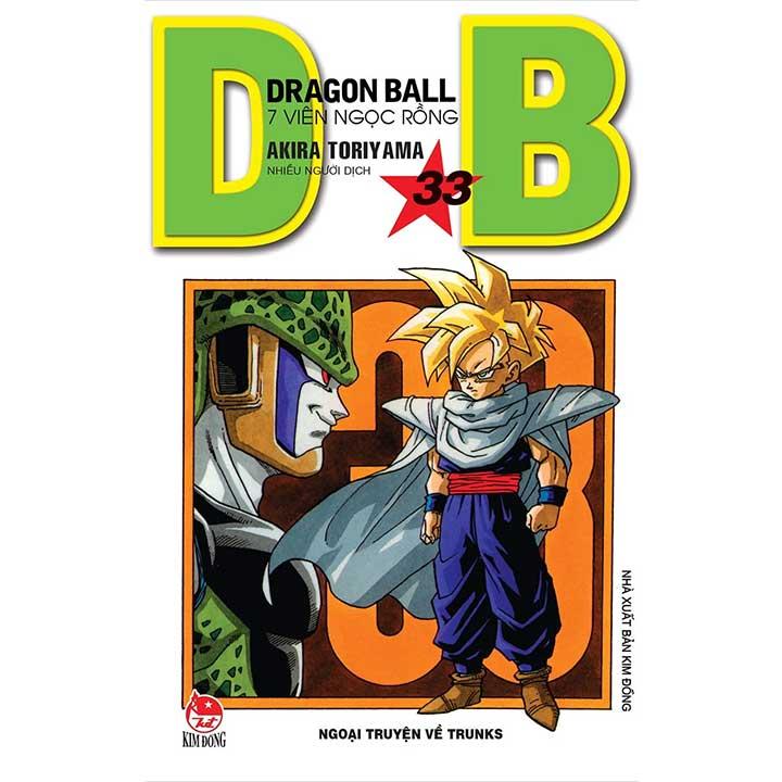Dragon Ball - 7 Viên ngọc rồng Tập 33