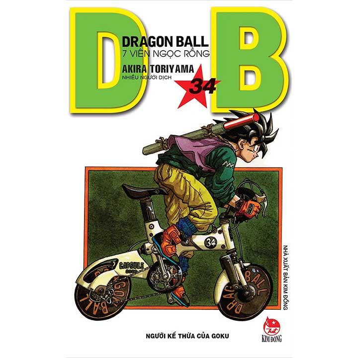 Dragon Ball - 7 Viên ngọc rồng Tập 34