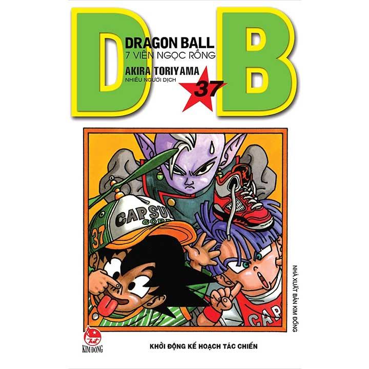 Dragon Ball - 7 Viên ngọc rồng Tập 37