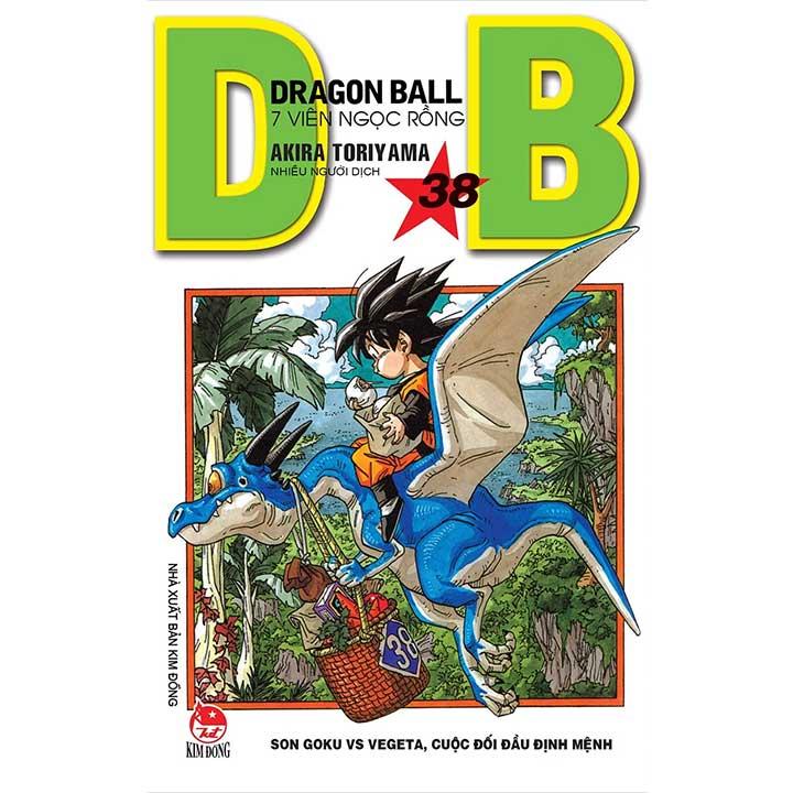 Dragon Ball - 7 Viên ngọc rồng Tập 38