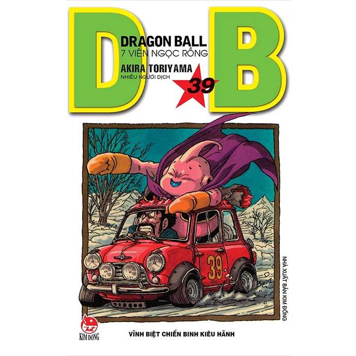 Dragon Ball - 7 Viên ngọc rồng Tập 39