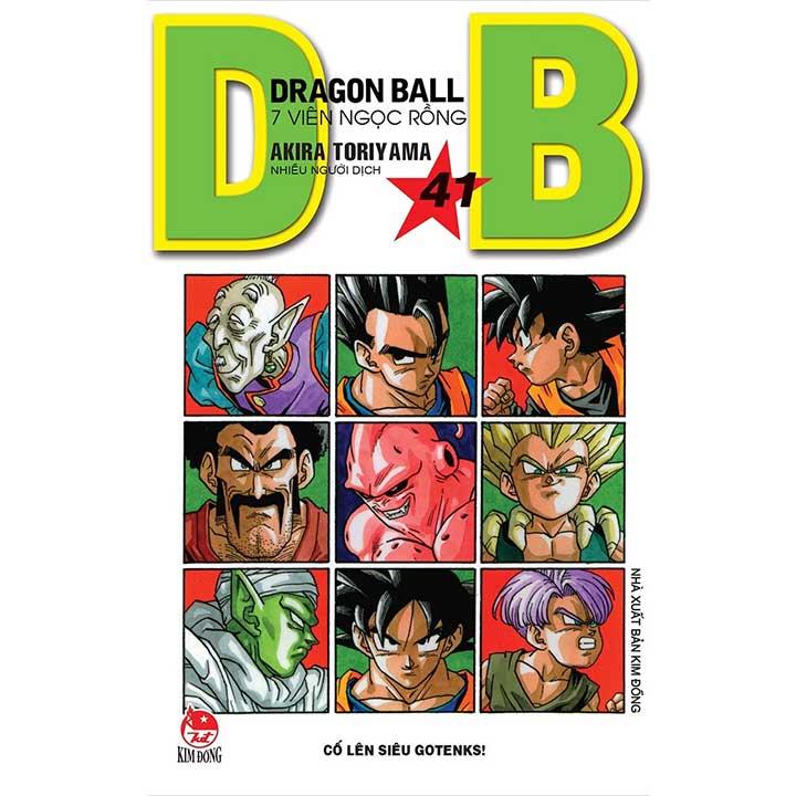 Dragon Ball - 7 Viên ngọc rồng Tập 41