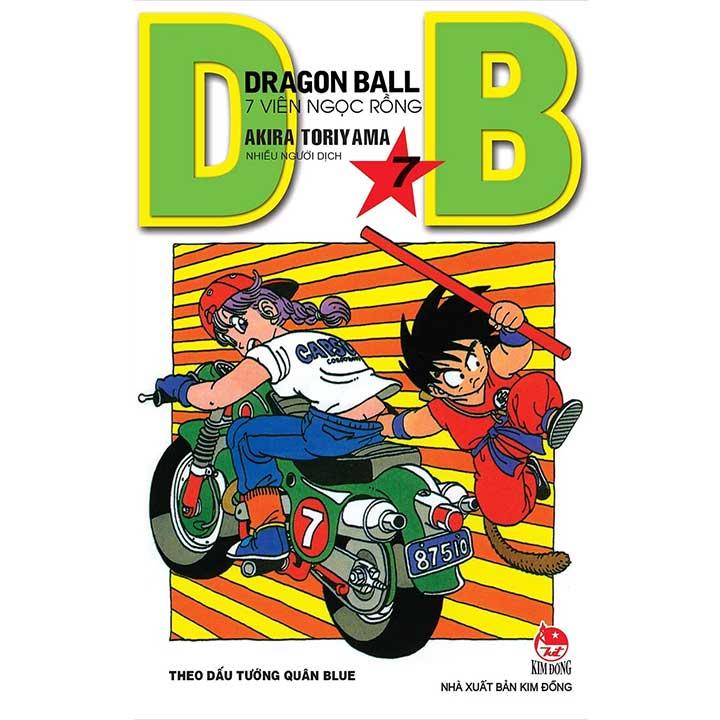 Dragon Ball - 7 Viên ngọc rồng Tập 7