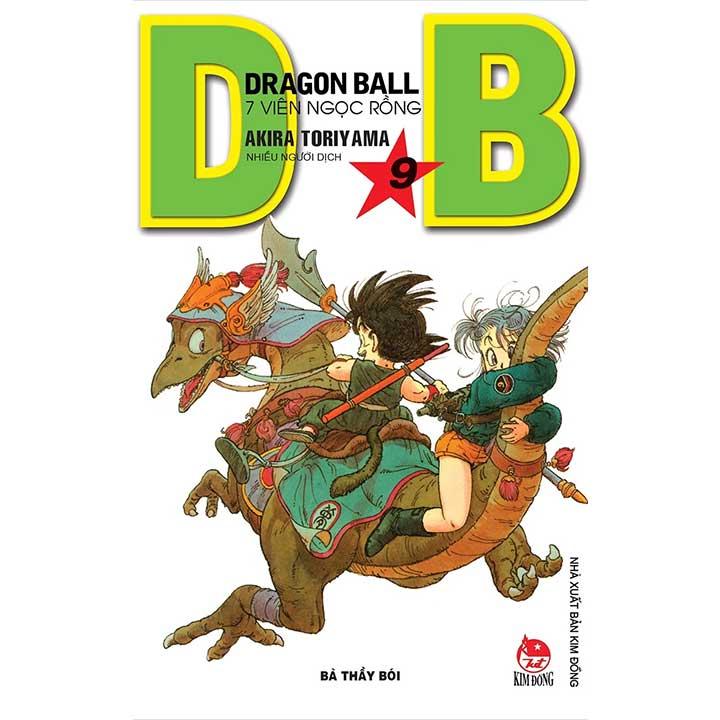 Dragon Ball - 7 Viên ngọc rồng Tập 9