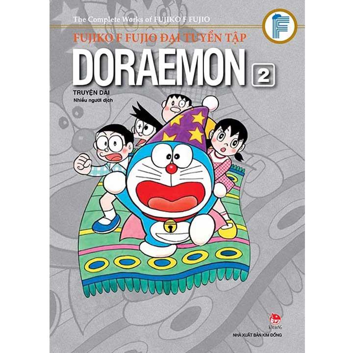 Fujiko F Fujio Đại tuyển tập - Doraemon truyện dài - Tập 2