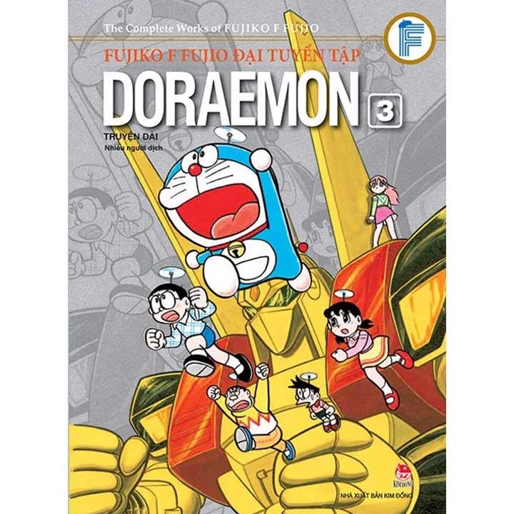 Fujiko F Fujio Đại tuyển tập - Doraemon truyện dài - Tập 3