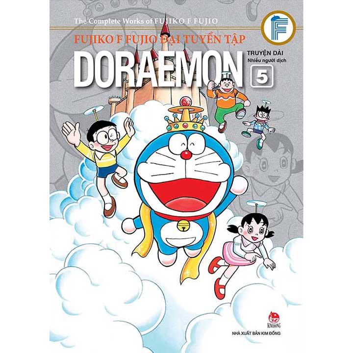 Fujiko F Fujio Đại tuyển tập - Doraemon truyện dài - Tập 5