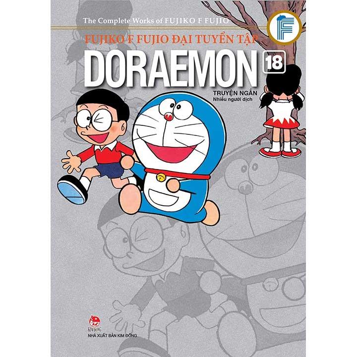 Fujiko F Fujio Đại tuyển tập - Doraemon truyện ngắn - Tập 18