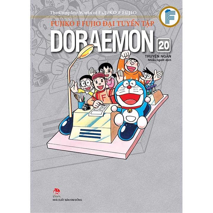 Fujiko F Fujio Đại tuyển tập - Doraemon truyện ngắn - Tập 20