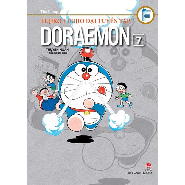 Fujiko F Fujio Đại tuyển tập - Doraemon truyện ngắn - Tập 7