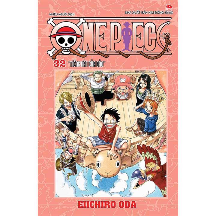 One Piece - (Tập 31 đến Tập 40) - Ảnh 1