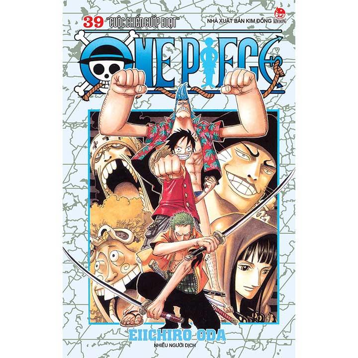One Piece - (Tập 31 đến Tập 40) - Ảnh 2