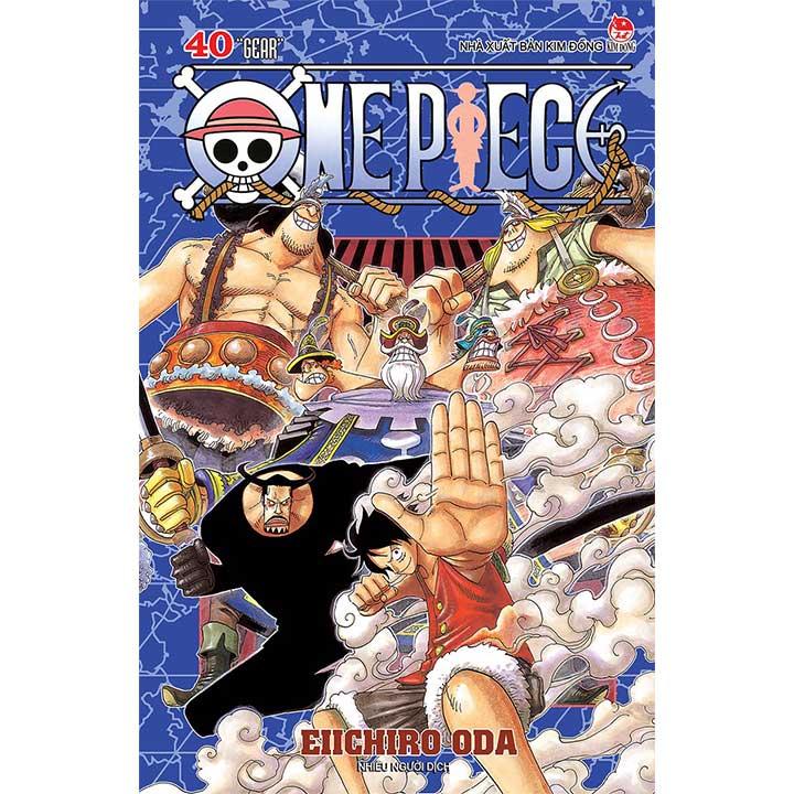 One Piece - (Tập 41 đến Tập 50)