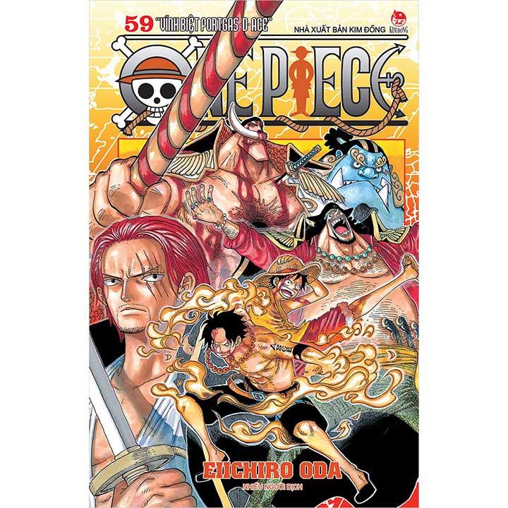 One Piece - (Tập 51 đến Tập 60) - Ảnh 2