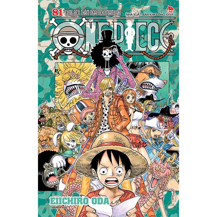 One Piece - (Tập 81 đến Tập 90)