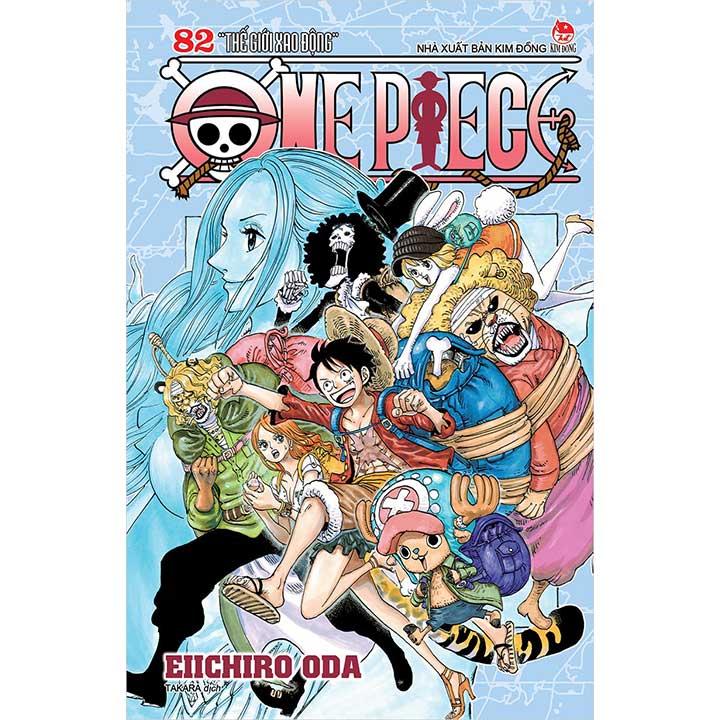 One Piece - (Tập 81 đến Tập 90) - Ảnh 1