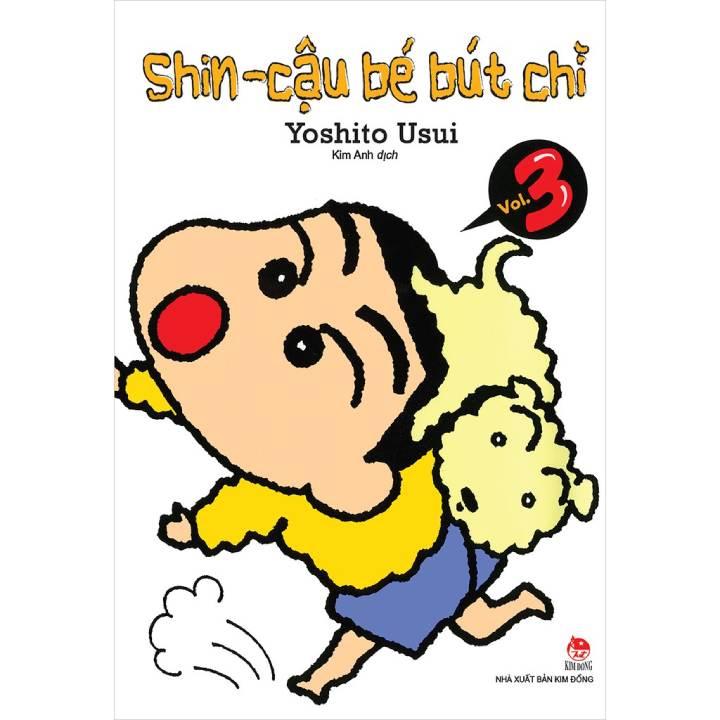 SHIN - CẬU BÉ BÚT CHÌ - ĐẶC BIỆT - TẬP 3