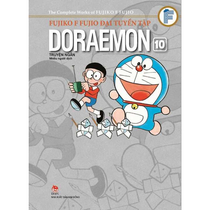 Fujiko F Fujio Đại Tuyển Tập – Doraemon Truyện Ngắn - Tập 10