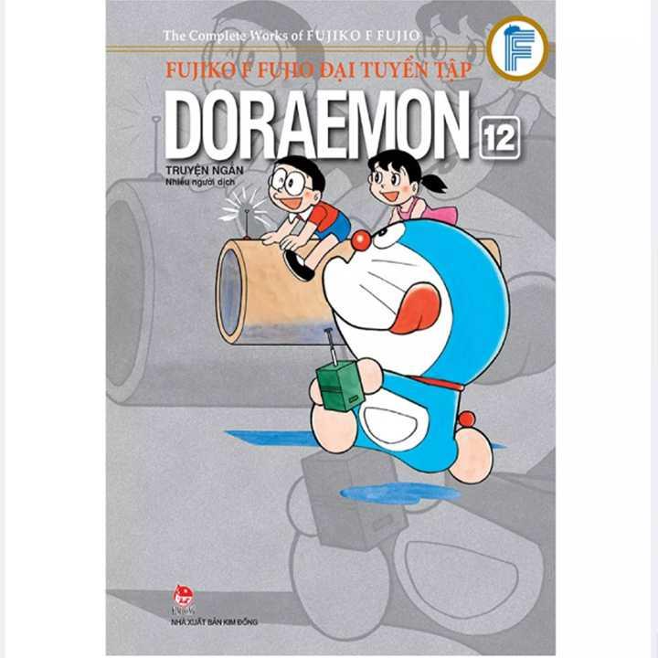 Fujiko F Fujio Đại Tuyển Tập – Doraemon Truyện Ngắn - Tập 12