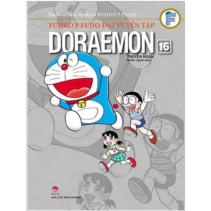 Fujiko F Fujio Đại Tuyển Tập – Doraemon Truyện Ngắn - Tập 16