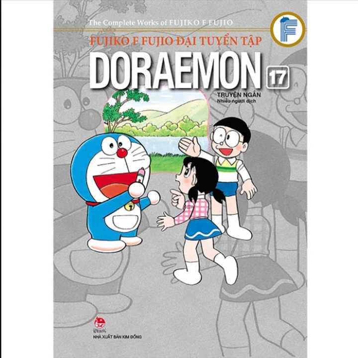 Fujiko F Fujio Đại Tuyển Tập – Doraemon Truyện Ngắn - Tập 17