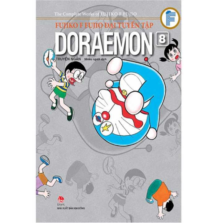 Fujiko F Fujio Đại Tuyển Tập – Doraemon Truyện Ngắn - Tập 8